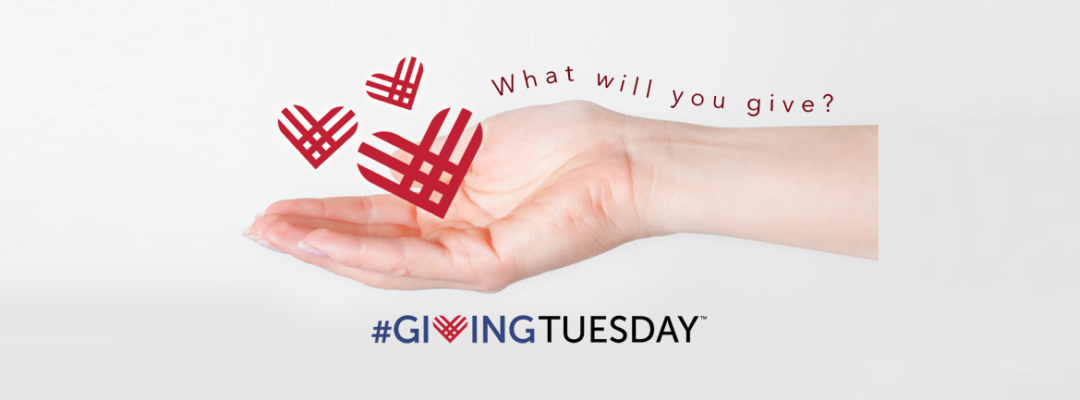 Giving Tuesday: Connect Your Passion With God's Mission!